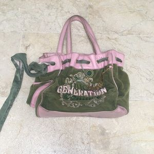 🦋 5 for $20 🦋 juicy couture handbag